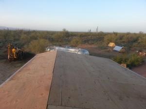 roof-edge