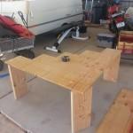 stair setup